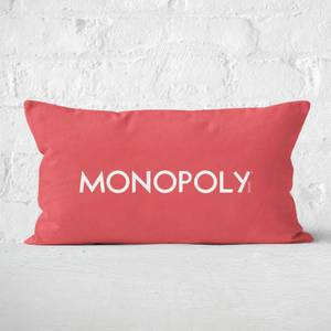Monopoly Go Cushion 30x50cm Rectangular Cushion