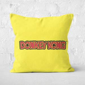 Donkey Kong Square Cushion