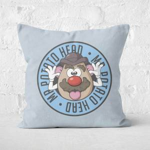 Mr. Potato Head Square Cushion