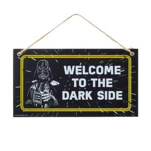 Funko Homeware Star Wars Door Hanger Welcome to the Dark Side