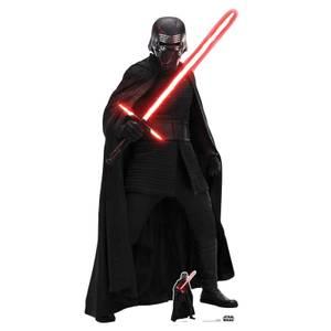 Star Wars (L'ascension de Skywalker) Kylo Ren Découpe en carton surdimensionnée