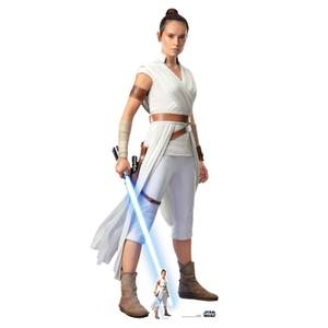 Star Wars (The Rise of Skywalker) Rey Lifesized Cardboard Cut Out