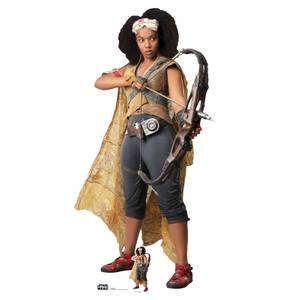 Star Wars (The Rise of Skywalker) Jannah Oversized Cardboard Cut Out