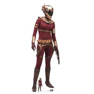 Star Wars (The Rise of Skywalker) Zorri Bliss Lifesized Cardboard Cut Out