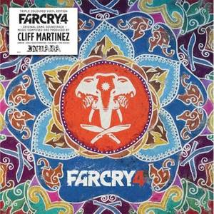 Cliff Martinez - Farcry 4 (Bande Originale) - LP