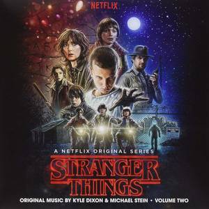 Stranger Things: Volume Two (A Netflix Original Series Soundtrack) 2xLP
