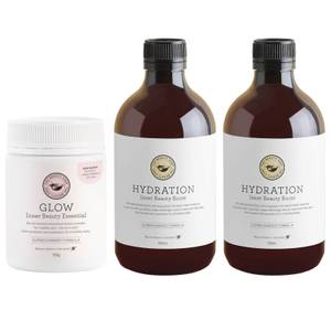 The Beauty Chef Glow and Hydration Kit (Worth $155.00)