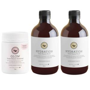 The Beauty Chef Glow and Hydration Kit (Worth $166.00)