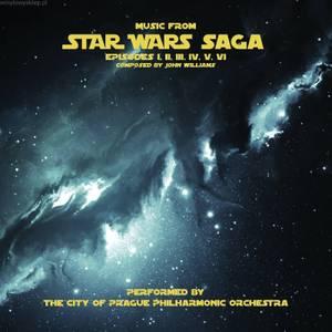 Music from Star Wars Saga 2x LP