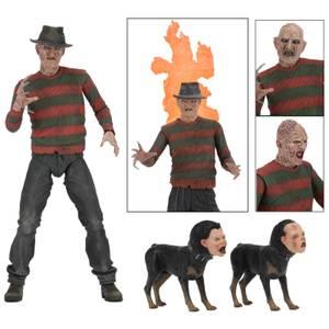 NECA Les Griffes de la nuit - Figurine 18 cm - Freddy Ultimate 2e Partie