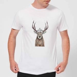 Balazs Solti Lets Go Outside Men's T-Shirt - White