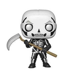 Figurine Pop! Skull Trooper (Brille Dans Le Noir) EXC - Fortnite