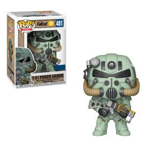 Fallout 76 T-51 Power Armor Green EXC Funko Pop! Vinyl