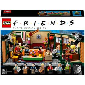 LEGO Ideas: Central Perk Friends: TV Show Collector Set (21319)