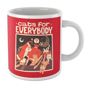 Tobias Fonseca Cats For Everybody Mug