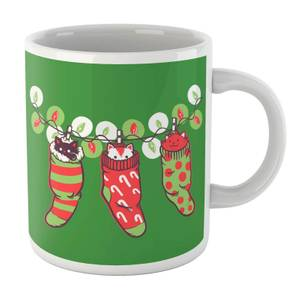Tobias Fonseca Jingle Meow Mug