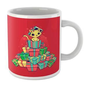 Tobias Fonseca Tons Of Xmas Gifts Mug