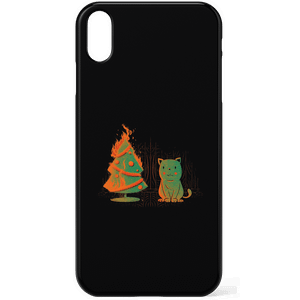 Tobias Fonseca Xmas Miracle Phone Case for iPhone and Android