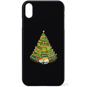 Tobias Fonseca My Favourite Xmas Tree Phone Case for iPhone and Android