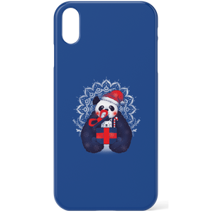 Tobias Fonseca Xmas Panda Phone Case for iPhone and Android