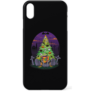 Tobias Fonseca Halloween Is My Xmas Phone Case for iPhone and Android