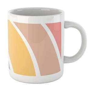 Rainbow Hand Drawn Rainbow Mug