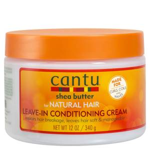 Cantu Natural Leave-In Conditioning Cream 340g