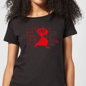 Samurai Jack Way Of The Samurai Women's T-Shirt - Black