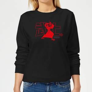 Samurai Jack Way Of The Samurai Women's Sweatshirt - Black