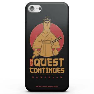 Coque Smartphone My Quest Continues - Samurai Jack pour iPhone et Android