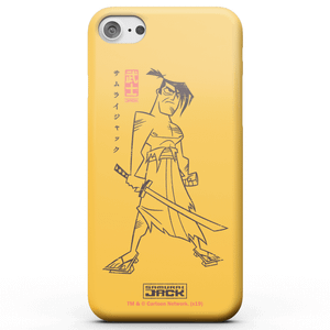 Samurai Jack Kanji Phone Case for iPhone and Android