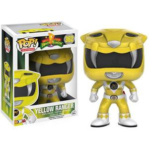 Power Rangers Yellow Ranger Funko Pop! Vinyl