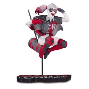 DC Collectibles DC Comics Red White & Black Statue Byerch Statue by Guillem March