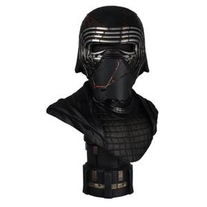 Diamond Select Star Wars Legends In 3D 1/2 Bust - Kylo Ren