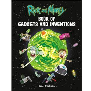Libro Rick and Morty: Book of Gadgets and Inventions