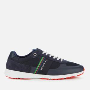 PS Paul Smith Men's Huey Running Style Trainers - Dark Navy
