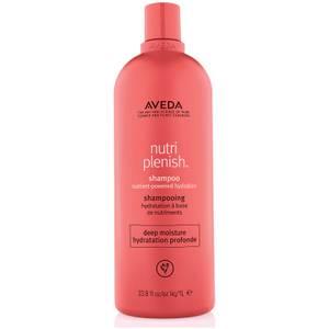 Aveda Nutriplenish Deep Moisture Shampoo 1000ml (Worth £100.00)
