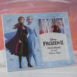 "Disney Frozen 2 Photo Frame - 4"" x 6"""