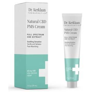 Dr Kerklaan Natural CBD PMS Cream 1 oz