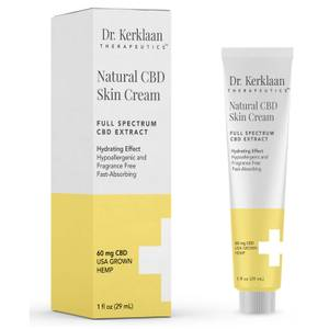 Dr Kerklaan Natural CBD Skin Cream 1 oz