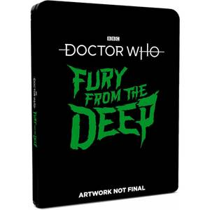 Doctor Who- Fury From the Deep - Steelbook