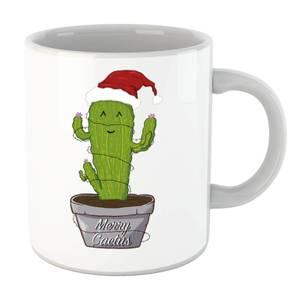 Merry Cactus Mug