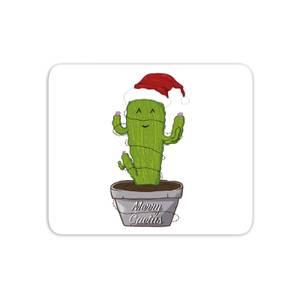 Merry Cactus Mouse Mat