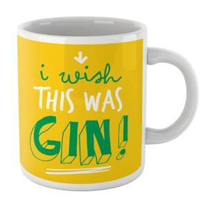 I Wish This Was Gin! Mug