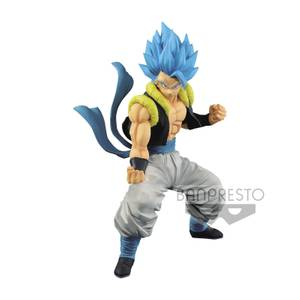 Banpresto Dragon Ball Super SS God Super Saiyan Gogeta Statue