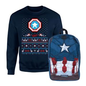 Captain America Christmas Bundle