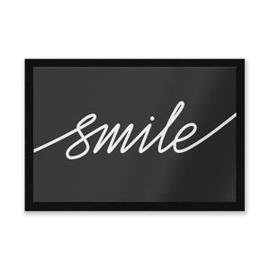Smile Entrance Mat