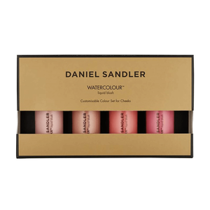 Daniel Sandler WaterColor Liquid Customisable Color Set for Cheeks (Worth $106.00)