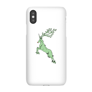 Green Rudolph Phone Case for iPhone and Android