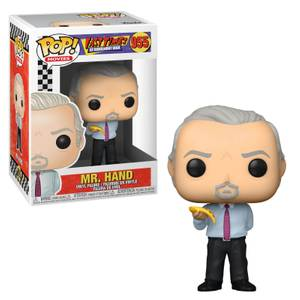 Fast Times at Ridgemont High Mr Hand with Pizza Pop! Vinyl Figure